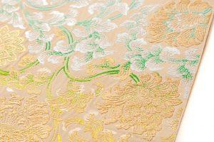 龍村平蔵製 袋帯「歌仙色紙文」のサブ3画像