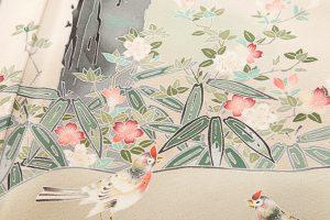 柿本市郎作 本加賀友禅色留袖のサブ3画像