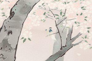 柿本市郎作 本加賀友禅色留袖のサブ4画像