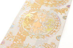 龍村平蔵製 袋帯「円文百虎文」のサブ1画像