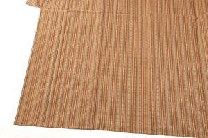日本工芸会正会員 伊藤峯子作 首里花倉織着物のサブ1画像