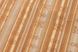 日本工芸会正会員 伊藤峯子作 首里花倉織着物のサブ3画像