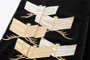 野村静江作 留袖のサブ2画像
