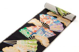 北尾織物匠製 手織袋帯地のサブ1画像