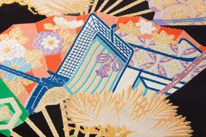北尾織物匠製 手織袋帯地のサブ3画像