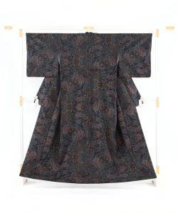 窪田織物製 本場大島紬9マルキのメイン画像