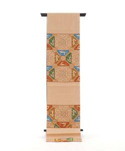 龍村平蔵製 袋帯「四神文祷錦」のメイン画像
