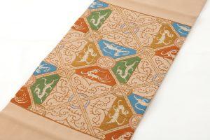 龍村平蔵製 袋帯「四神文祷錦」のサブ1画像