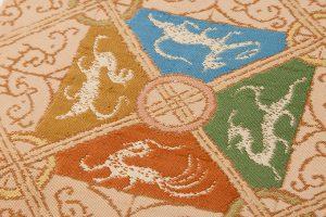 龍村平蔵製 袋帯「四神文祷錦」のサブ2画像
