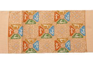 龍村平蔵製 袋帯「四神文祷錦」のサブ3画像