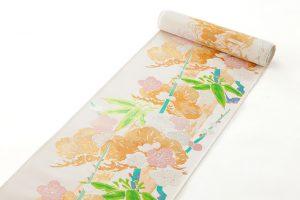 北尾織物匠製 手織袋帯のサブ1画像