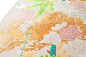 北尾織物匠製 手織袋帯のサブ2画像