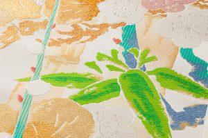 北尾織物匠製 手織袋帯のサブ3画像