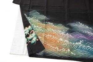 皆川月華作 留袖のサブ2画像