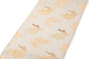 龍村平蔵製 袋帯「荒磯錦」のサブ1画像