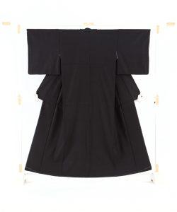 本場久米島紬 着物のメイン画像