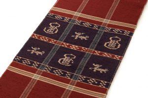 龍村平蔵製 袋帯「甲比丹仙瓢」のサブ1画像