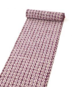 草紫堂製 南部紫根染 綿着尺のメイン画像