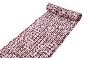 草紫堂製 南部紫根染 綿着尺のサブ1画像