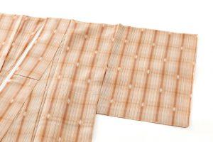真栄城興茂作 琉球美絣(駒上布) 着物 のサブ1画像