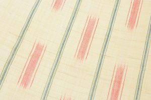 日本工芸会正会員 新垣幸子作 八重山上布 名古屋帯地のサブ3画像