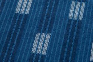琉球美絣 綿着物のサブ3画像