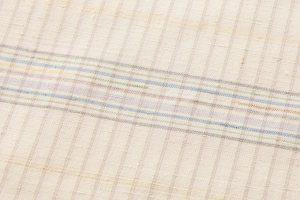 甲木恵都子作 紬着物地 「花みずき」のサブ3画像