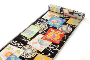 北尾織物匠製 袋帯地のサブ1画像