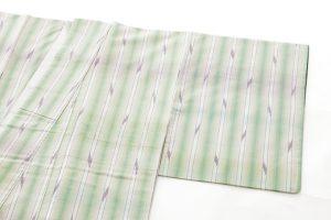 志村洋子作 紬着物のサブ1画像