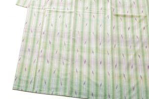 志村洋子作 紬着物のサブ2画像