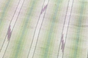 志村洋子作 紬着物のサブ4画像