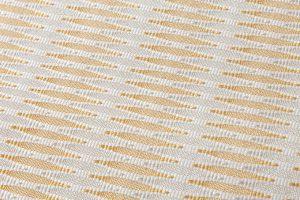 人間国宝 北村武資作 袋帯 繧繝錦「魚々子縞(ななこじま)」のサブ2画像