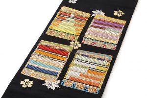 龍村平蔵製 袋帯「威毛錦」のサブ1画像
