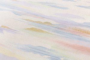 細見華岳作 本爪織八寸名古屋帯のサブ2画像