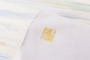 細見華岳作 本爪織八寸名古屋帯のサブ4画像