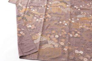京屋林蔵製 刺繍訪問着のサブ3画像