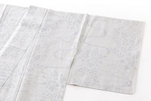 野村半平製 本場夏結城紬のサブ1画像