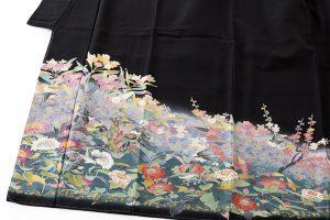 百貫華峰作 本加賀友禅留袖のサブ1画像