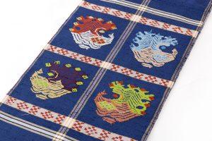 龍村平蔵製 袋帯「甲比丹孔雀」のサブ1画像