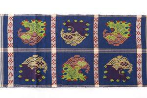 龍村平蔵製 袋帯「甲比丹孔雀」のサブ4画像