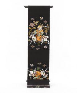 龍村平蔵製 袋帯「人形手錦」のメイン画像