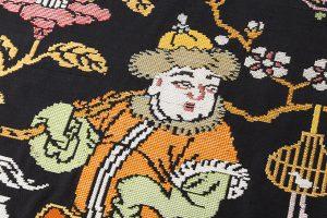 龍村平蔵製 袋帯「人形手錦」のサブ2画像