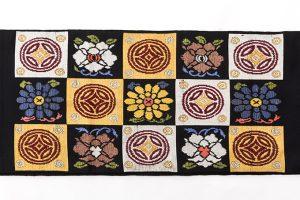 龍村平蔵製 袋帯「人形手錦」のサブ4画像