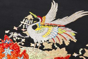 龍村平蔵製 袋帯「千代乃冠錦」のサブ2画像
