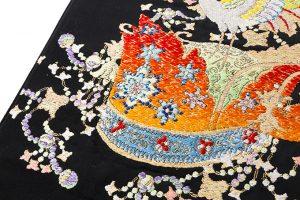 龍村平蔵製 袋帯「千代乃冠錦」のサブ3画像