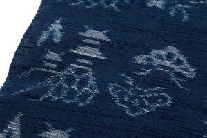 森山虎雄作 久留米絣 着尺のサブ2画像