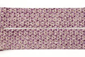 紫根染 紬名古屋帯のサブ3画像