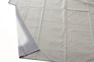 恵大島織物製 大島紬真綿蚊絣のサブ3画像
