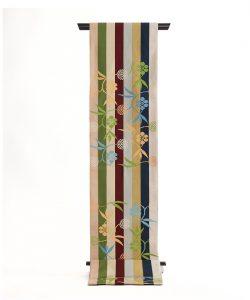 龍村平蔵製 袋帯「笹つる間道」のメイン画像