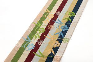 龍村平蔵製 袋帯「笹つる間道」のサブ1画像